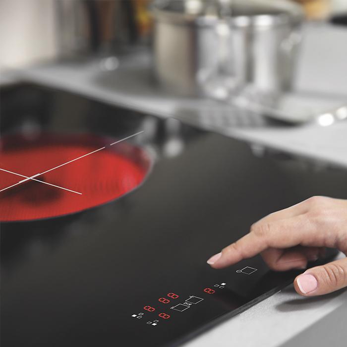 Tables de cuisson vitrocéramique