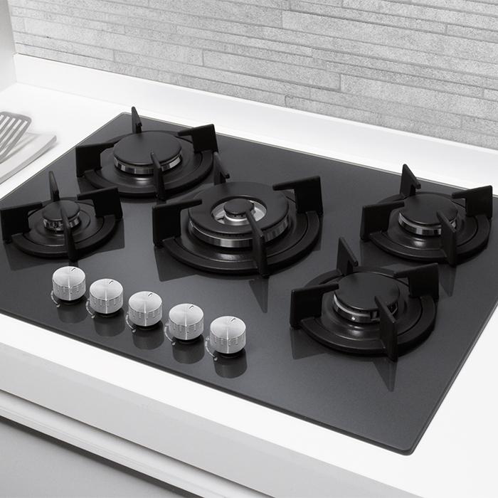 Tables de cuisson gaz