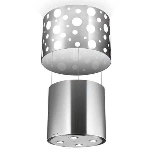 AHL55IX Hotte lampe télescopique Ø 51,5 cm <br> 1917 € PPI HT*