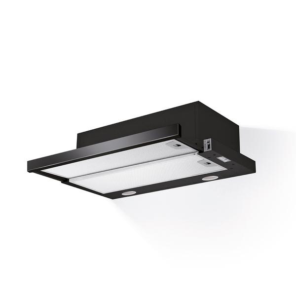 AHT63BK Hotte tiroir 60 cm <br> 208 € PPI HT*