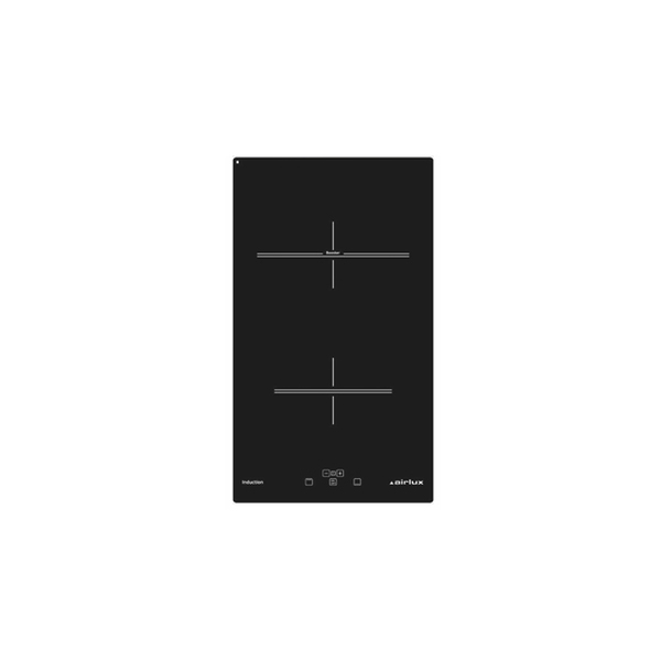 ATI322BK Domino induction noir <br> 349 € PPI HT*