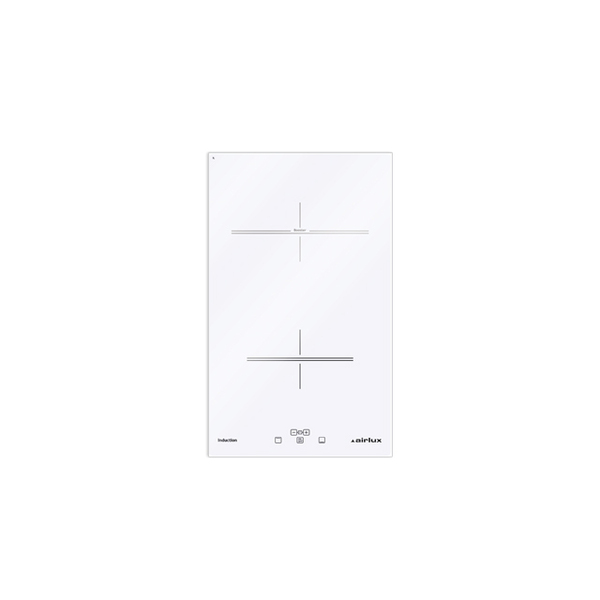 ATI322WH Domino induction blanc <br> 399 € PPI HT*