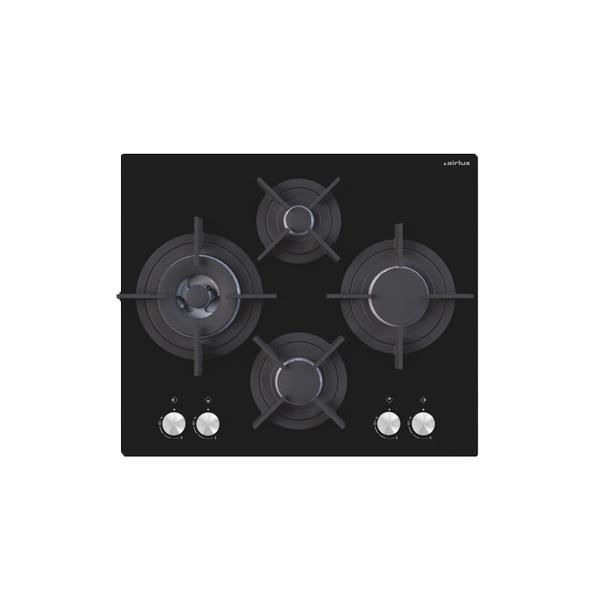 AV685HBK Table verre gaz 60 cm <br> 417 € PPI HT*