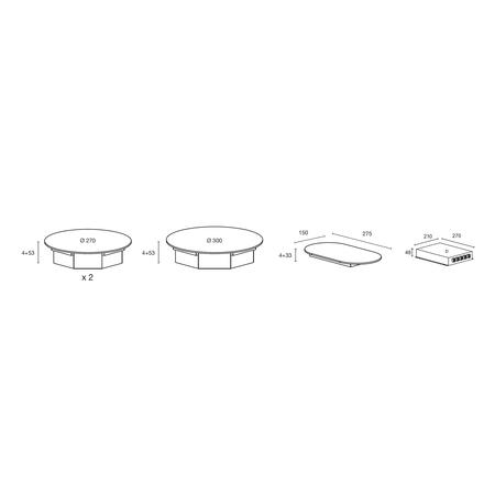 Dessin technique Silver - ATIN3SI - Airlux