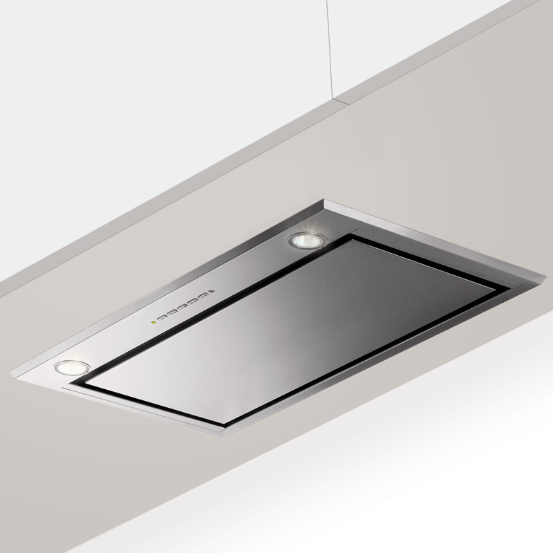 Hottes groupes filtrants airlux for Comhotte plafond siemens